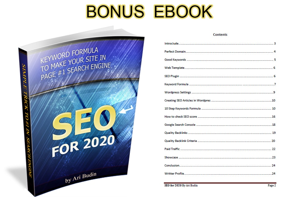 ebook seo for 2020